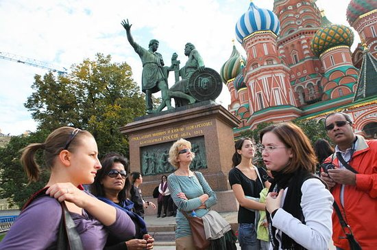4 DAYS 3 NIGHTS MOSCOW TRAVEL PACKAGE