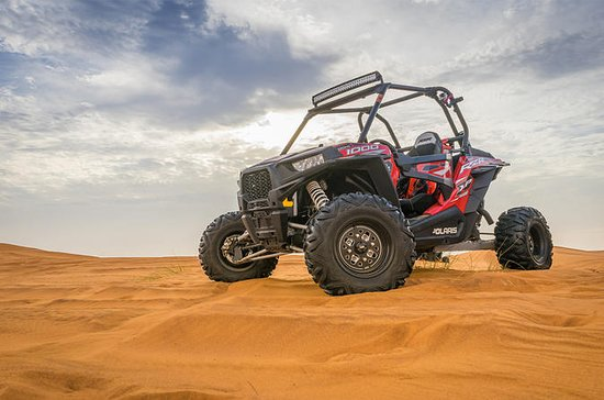 Polaris Buggy - One hour Desert Intro