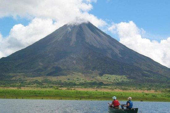 Volcán Arenal y Baldi Hot Springs...