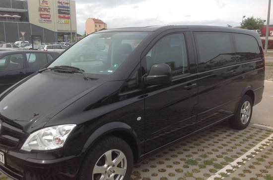 Private Airport Transfer from Bourgas...