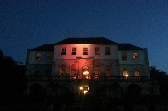 Lysende Lagune og Rose Hall Haunted...