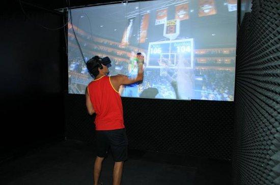 Experiencia de realidad virtual en Gran Canaria