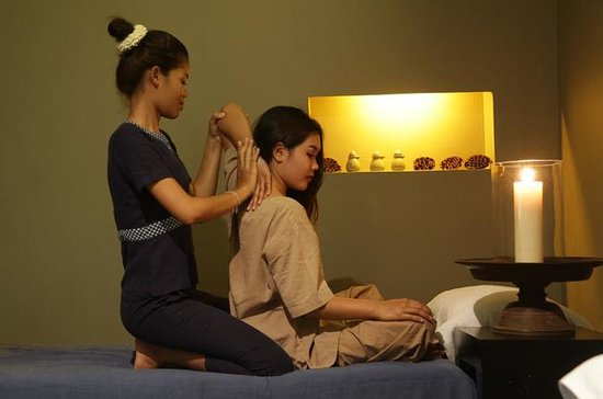 Khmer Tradition Massage di DEVATARA