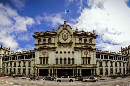 Guatemala-Stadt Archäologische Tour