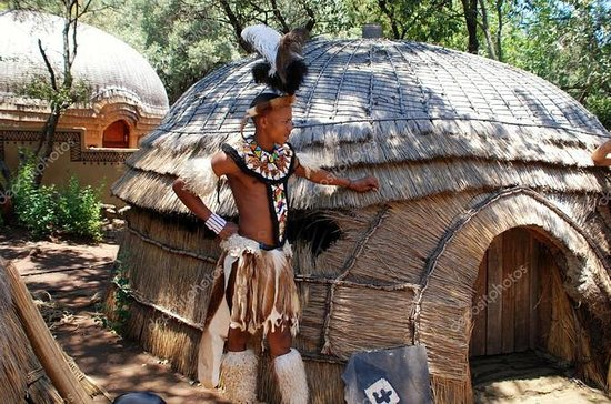 Cradle of Human Kind&Lesedi Cultural...
