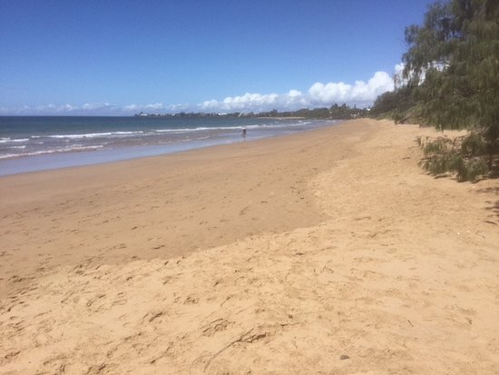 Don Pancho Beach Resort: Kellys Beach