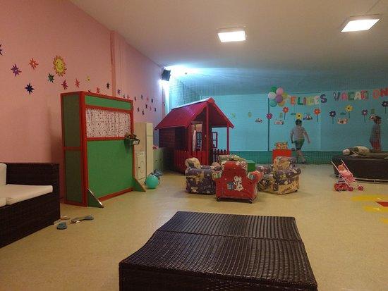 Golden Beach Resort and Spa: el kids club era enorme