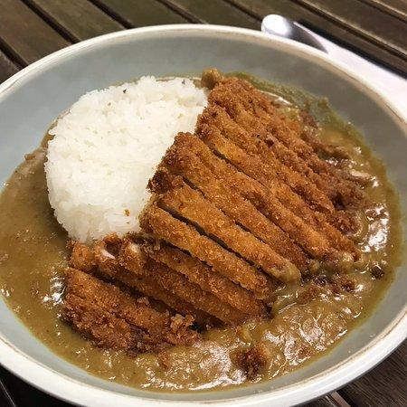 Burger and Cafe Joy : Basic Curry Rice with Pork