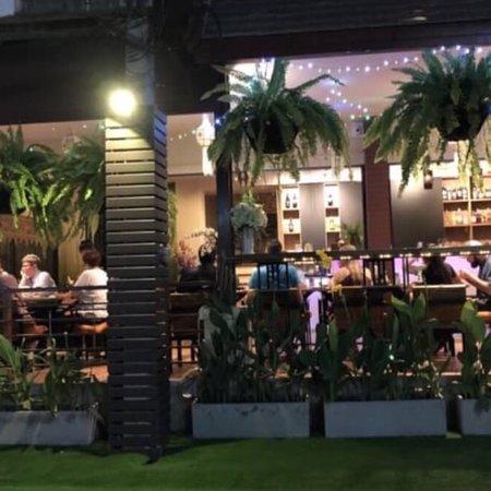 Sit Sip At Night Bazaar