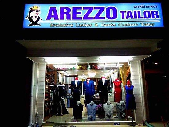 Arezzo Tailor