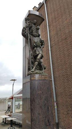 Christophorus-Stele