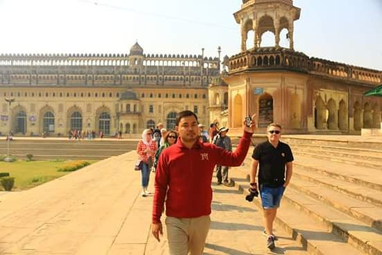 Image result for Go on the Lucknow Heritage Walk""