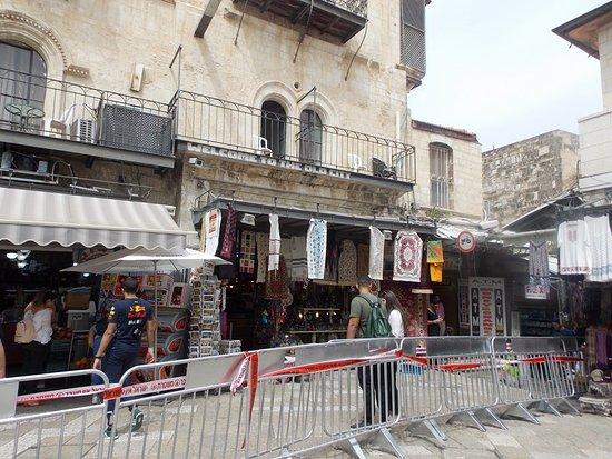 Jaffa Gate Souvenir