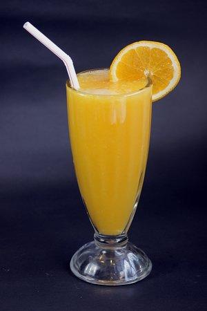 Ottapalam, India: Orange Juice