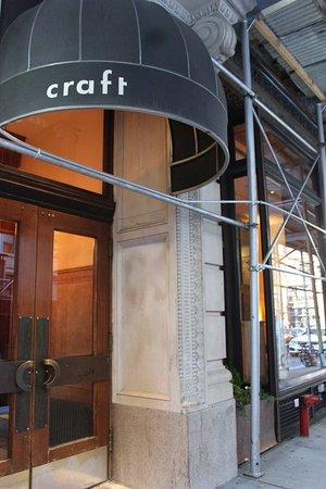 Craft New York City Gramercy Flatiron Menu Prices
