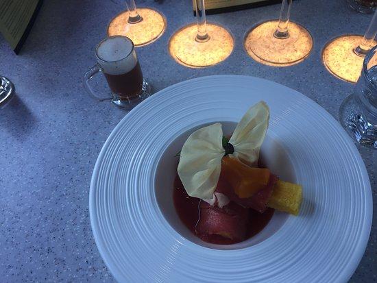 Hoftrammm: appetizer