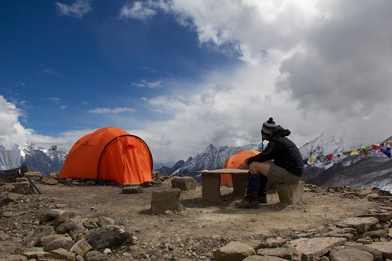Bagmati Zone, Nepal: Manaslu Base Camp