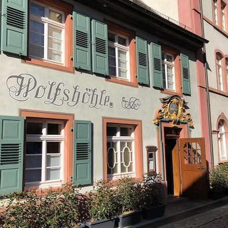 outside picture of wolfshoehle freiburg im breisgau tripadvisor. Black Bedroom Furniture Sets. Home Design Ideas