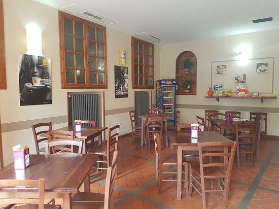 Vidiciatico, Italie : Bar Il Campanile