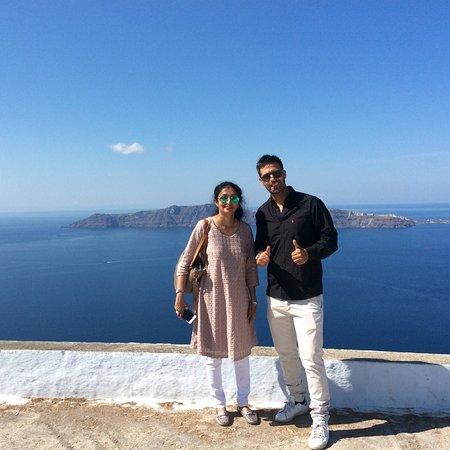 Santorini....Heaven on earth!!
