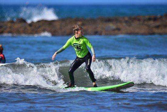 SURF LESSONS , SURF MASPALOMAS