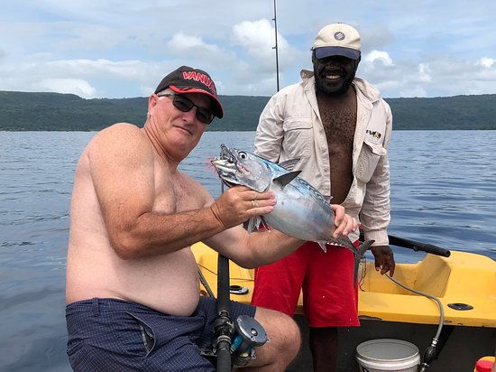 Port Havannah, Βανουάτου: Great fishing!