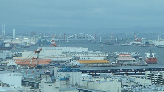 โกเบ, ญี่ปุ่น: View from Kobe City Hall Observation Deck