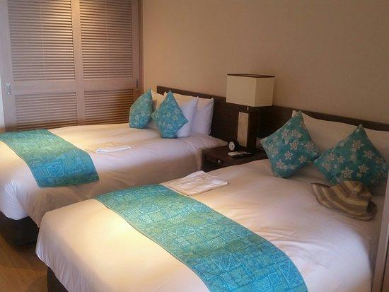 Kafuu Resort Fuchaku Condo Hotel: 20180330_152438_large.jpg