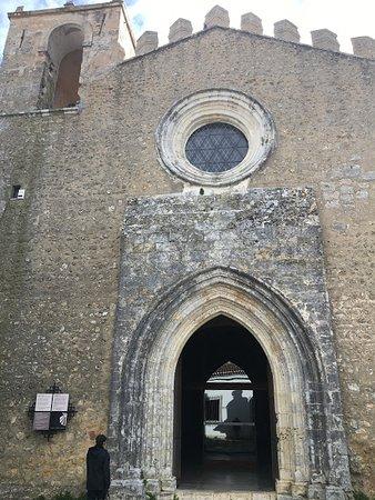Igreja de Santiago no Castelo de Palmela