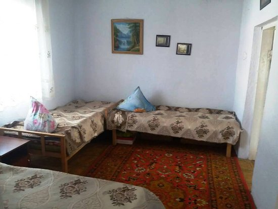 Toktogul, Kirgisistan: 3 places room