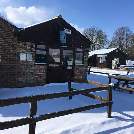 Headcorn, UK: Wings Bar