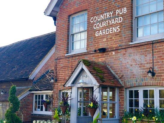 Wisborough Green, UK: Main Entrance