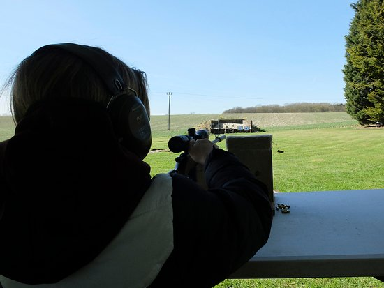 Skill at Arms: Zeroing in