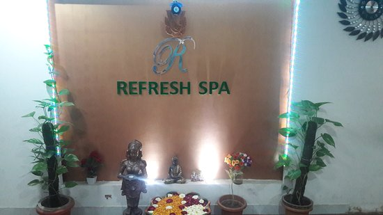 Refresh City Day Spa