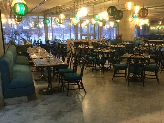 Centaur Hotel, IGI Airport: Yet so grand but none