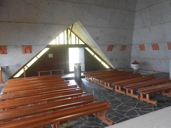 Colle del Moncenisio chiesa