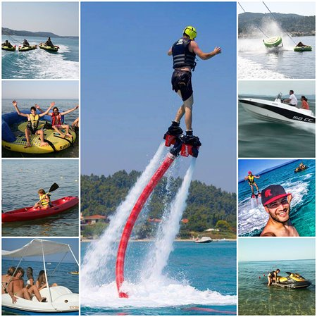 Wave riders rent a boat & water sports