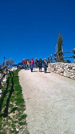 Poggio Moiano, Italy: ENTRATA