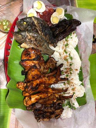 Uling at Parilya: Sea Food