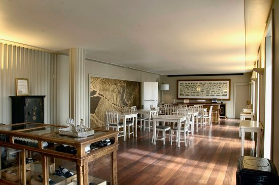 Vila Nova de Gaia, Portugal: The Tasting Room