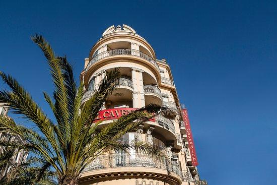 Hotel Le Cavendish: Façade Le Cavendish Belle Epoque