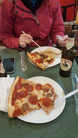 If Carlsberg done pizza