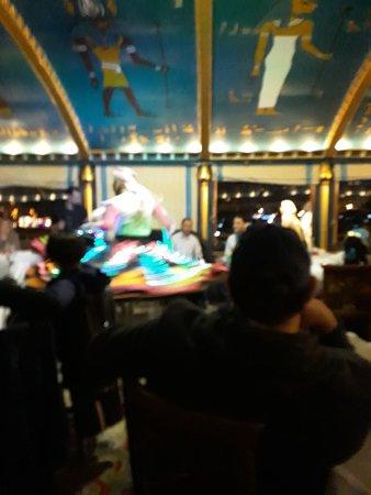 Nile Pharaohs Cruising Restaurant: 20180405_212733_large.jpg