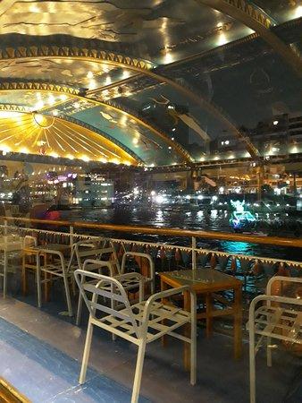 Nile Pharaohs Cruising Restaurant: 20180405_212749_large.jpg