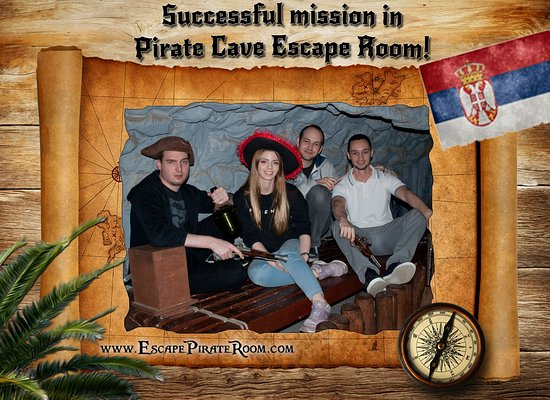 Pirate Cave: Advanced treasure hunters arrived to the secret cave and they won against pirates. Congrats! ;)