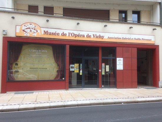 Виши, Франция: Vichy Opera Museum