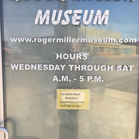 Erick, OK: Museum is now closed, unfortunately.