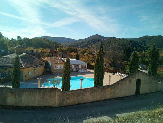 Camping carpe diem vaison la romaine france voir les - Hotel vaison la romaine piscine ...
