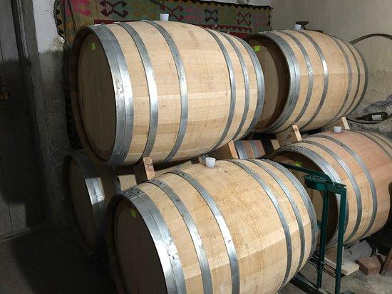 Ararat Province, Αρμενία: wine3