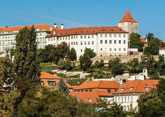 Дворец Лобковичей